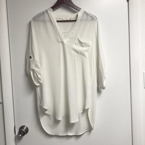 Lush Tops - Lush white tunic